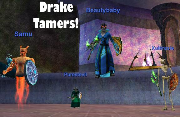 Drake Team